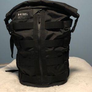 Under armour black pursuit of victory bag.